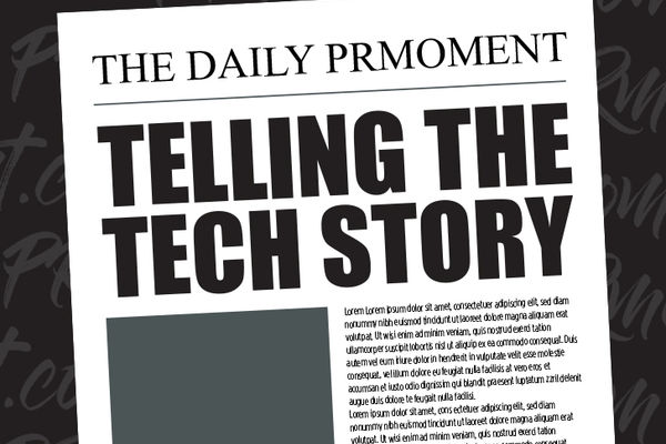 Telling the tech story. How to take technology to the front page and airwaves