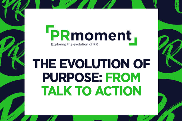 The Evolution of Purpose: From Talk to Action