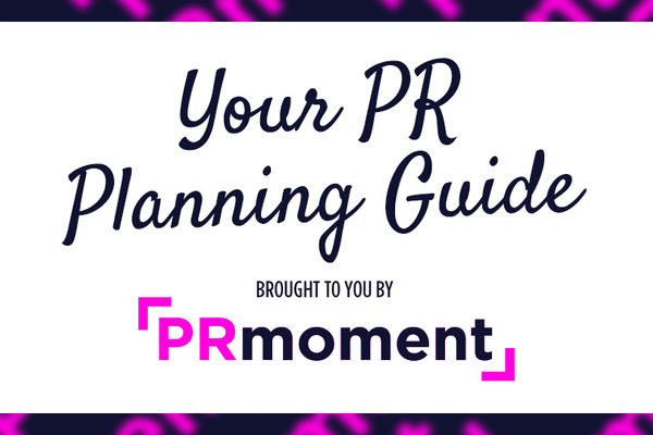 Your PR Planning Guide