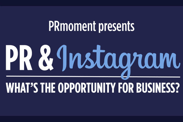 PR and Instagram: What's the opportunity for business?