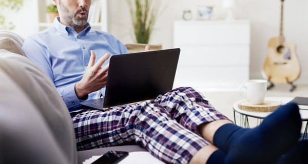 Top ten hates about working from home