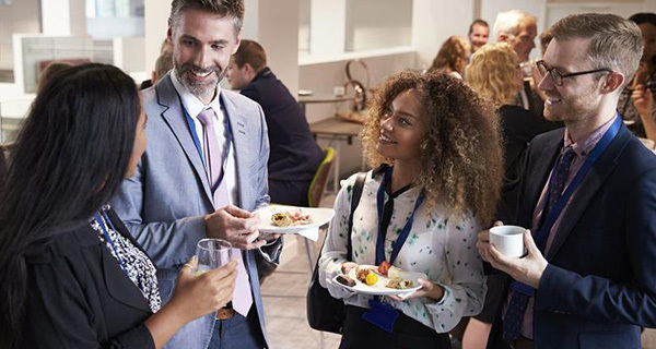 They're back! Top tips for running face-to-face events