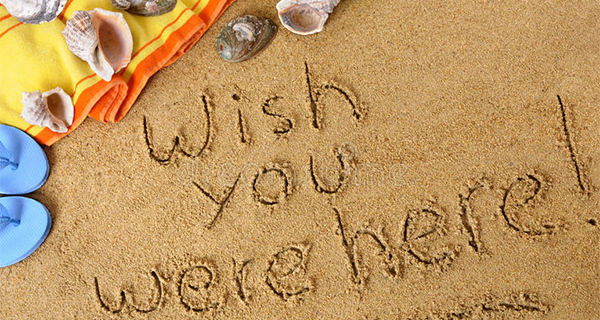 Is anyone in PR going on a summer holiday this year?