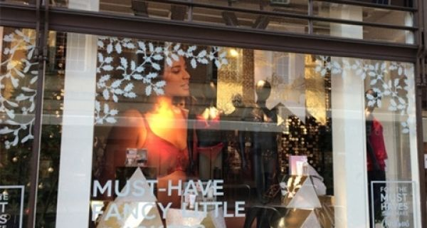Good and Bad PR: Christmas folly from M&S but where's your jumper?!