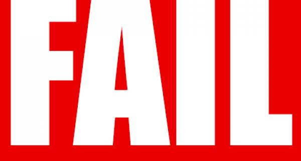 The reasons behind PR #fails