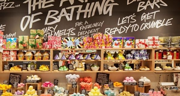 "How Lush, voted ""most loved"" brand of 2017, fell from grace"
