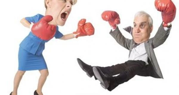 How to start a fight in your PR office