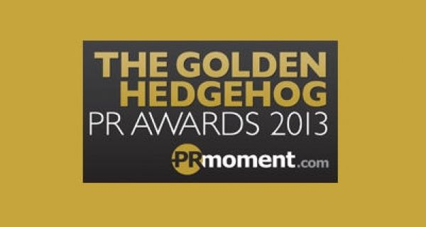 The Golden Hedgehog PR Awards shortlists for 2013