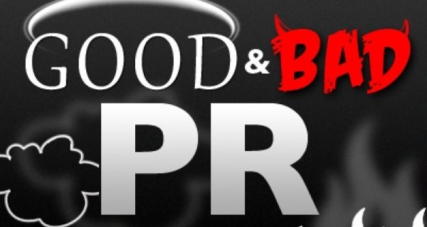 Last round up of PR triumphs and disasters of 2011 from GoodandBadPR