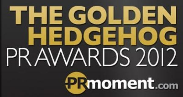 PRmoment launches the Golden Hedgehog PR Awards