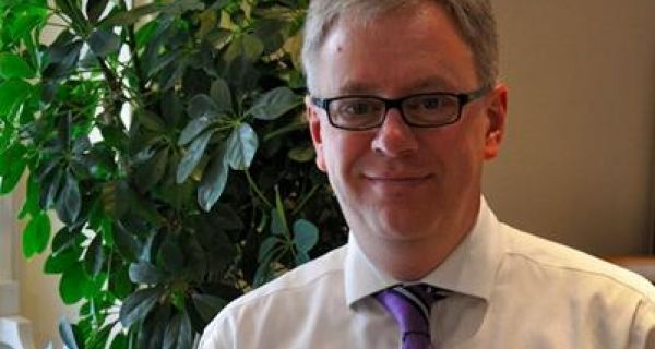 Julian Buttery, head of UK community relations at National Grid, powers up for a busy week