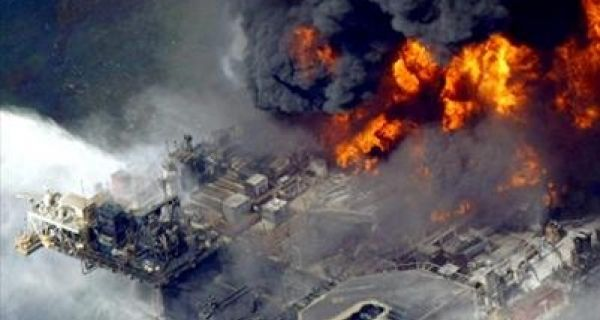 BP loses the battle to control the oil spill, but succeeds in its communications approach