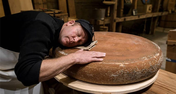 Good and Bad PR: Swiss cheese-maker Beat Wampfler plays music to its cheese (no really, it did.)