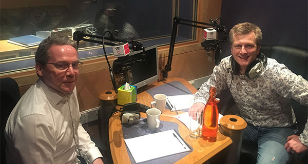Scott Wilson, president Europe and Africa at Burson Cohn & Wolfe, on the PRmoment podcast
