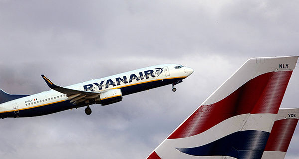 Good and Bad PR: BA vs Ryanair