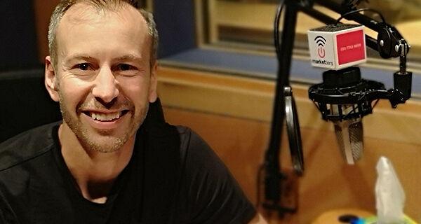 Jon Hughes, CEO of Golin, on the PRmoment podcast