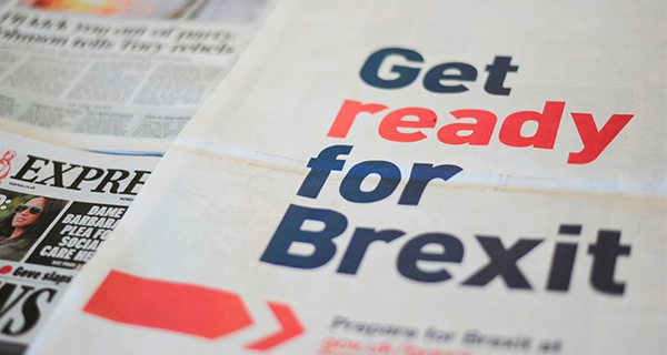 The communications briefing: £100m to be spent on the 'Get ready for Brexit' government campaign