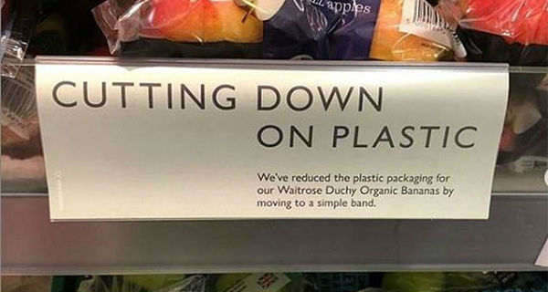 Good and Bad PR: Waitrose and Poundland step up