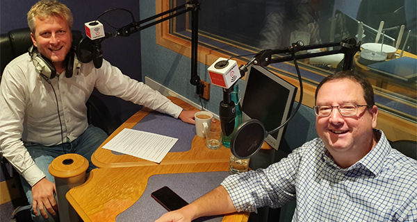 Marshall Manson, partner at Brunswick, on the PRmoment podcast