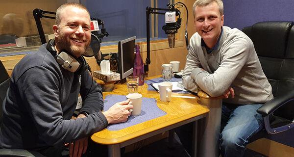 Greg Jones, managing director of Mischief, on the PRmoment podcast