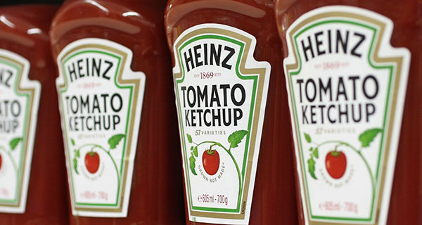 Surprisingly, Heinz is apparently women's favourite brand!