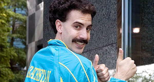 Good and Bad PR: Borat may be back! But it's a bad week for a couple of England footballers and a hair salon in Liverpool!