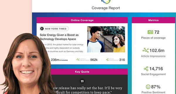 Coverage report presentation tool Releasd gets top marks for visual engagement and versatility