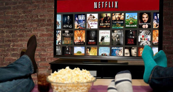 Netflix is the UK's most improved brand