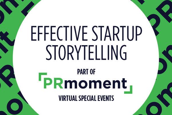 Effective Startup brand storytelling