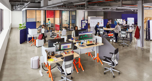 Working in a professional space top reason for Indians to prefer work from office: Steelcase survey