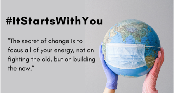 PRCAI launches #ItStartsWithYou campaign to encourage responsible pandemic behavior