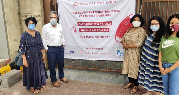 PR Heroes 21 : Jajabor's Upasna Dash support journalists during Covid via partnership with Press Club of India