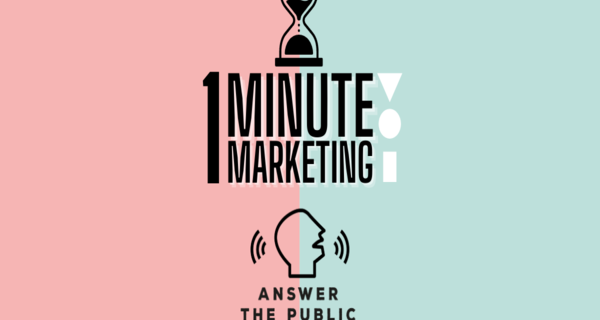 Continuing with 1 Minute Marketing with NAVIC, how to use AnswerThePublic for keyword mapping