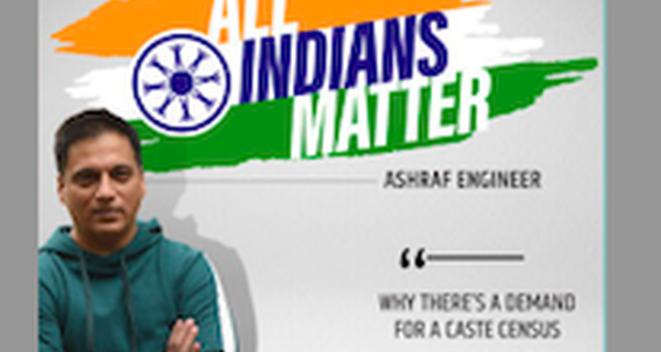 Ashraf Engineer's All Indians Matter podcast achieves milestone, completes 100 episodes