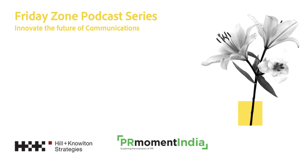How post Covid technology is changing consumer communication: Hill+Knowlton Strategies-PRmoment Friday Zone series