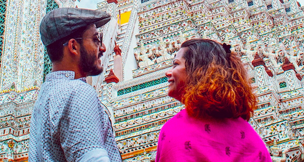 This Valentine's Day, we profile India's PR couples