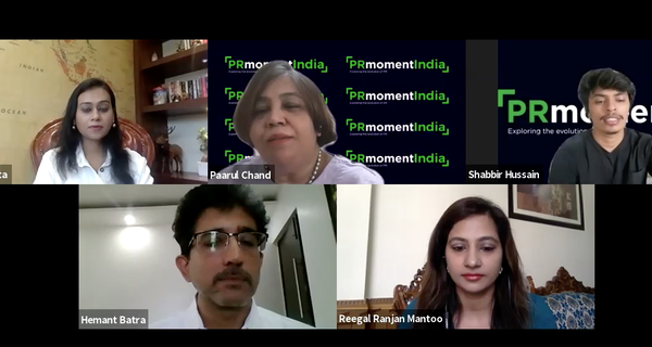 Healthcare, education, finance has increased appetite for PR: PRmoment India Webinar series