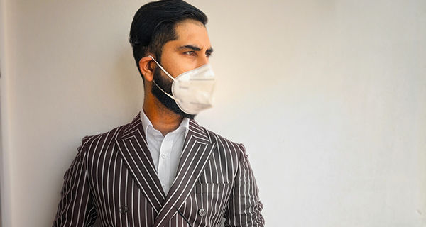 What's your mask style? PR professionals share their top mask swag