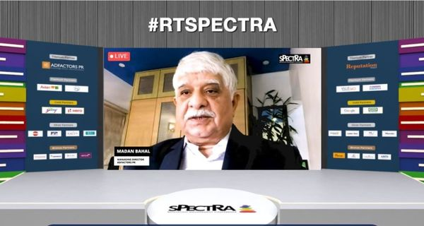 Madan Bahal's opening address at Spectra kicks off with call for better retainers, urgent reskilling of PR pros