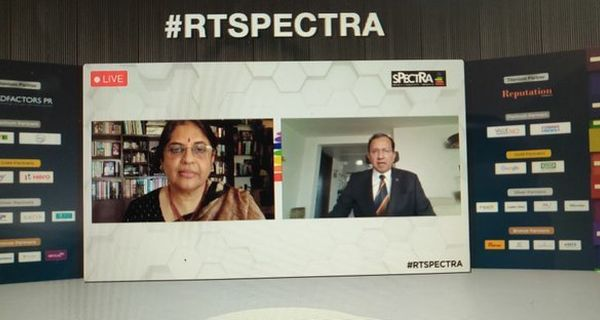 PR firms can be conscience keepers, mirror of organisations: Nestlé  India CMD Suresh Narayanan at Spectra