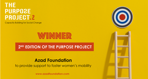 On Purpose  announces the winners of 'The Purpose Project's' second edition