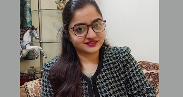 Dhruvi Mahajan joins inter city platform as IntrCity RailYatri as manager corporate communications