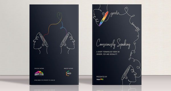 Consciously Speaking - A Short Terminology Book on Gender, Sex and Sexuality Released