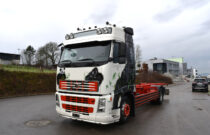 2008 Volvo FH-400 4x2R Containerchassis