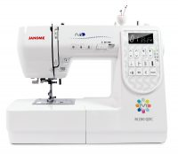 Janome MODEL M200 QDC, sewing machine, computerised, domestic