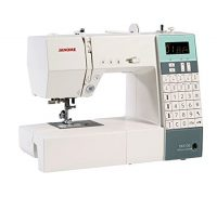 Janome MODEL DKS100 SPECIAL EDITION. sewing machine, computerised, with table