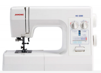 Janome Model HD2200, sewing machine, standard, domestic