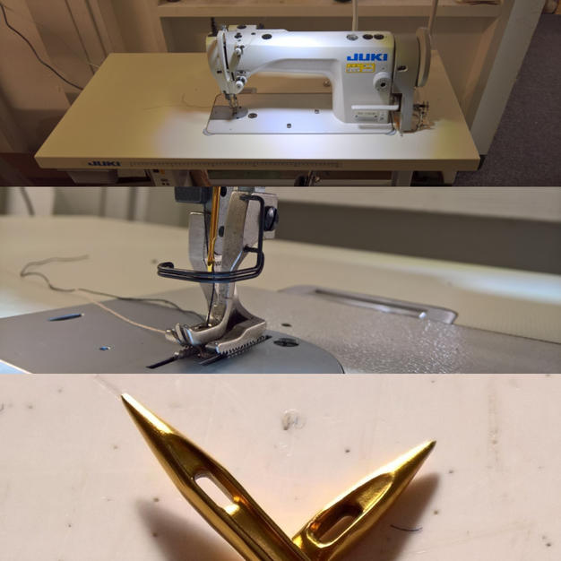 new Juki DU1181N delivered , sewing machine, juki, business , absolutely upholstery