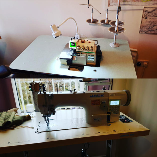 sitsmith, jack, juki , sewing machine, huntly , upholstery,