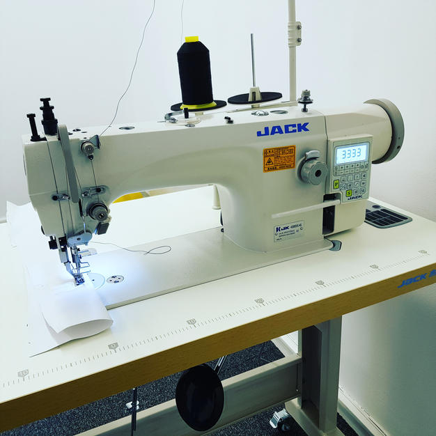 Jack , JK-6380EHC-4Q , heavy duty, walking foot, sewing machine